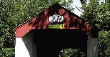 Cabin Run Covered Bridge