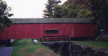 Uhlerstown Covered Bridge